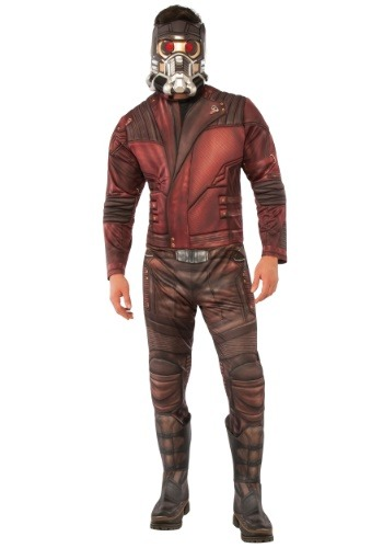 Adult Deluxe Starlord