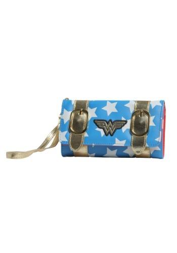 DC Comics Wonder Woman Satchel Fold Wallet