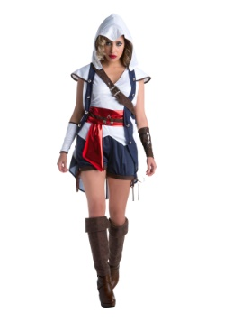 Assassin's Creed Connor Classic Women's Costume