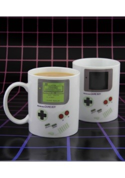 Game Boy Heat Change Mug