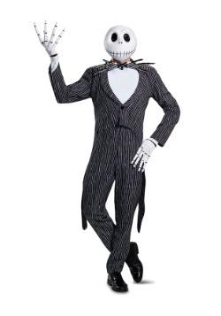 Jack Skellington Prestige Adult Costume