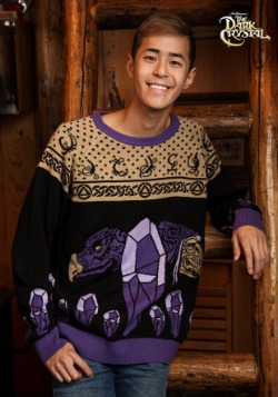 The Dark Crystal Holiday Sweater