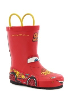 Cars 3 Lightning McQueen Rain Boot