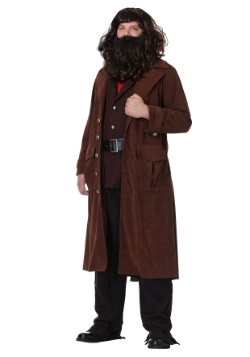 Deluxe Harry Potter Hagrid Plus Size Mens Costume