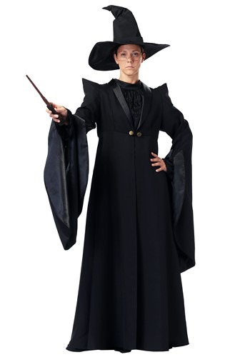 Adult Deluxe Plus Size Professor McGonagall Costume