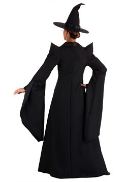 Adult Deluxe Plus Size Professor McGonagall Costum Alt 6