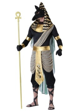 Men's Anubis Costume