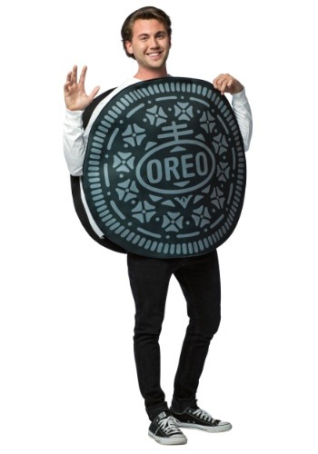 Men's Oreo Cookie Costume