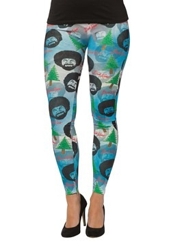 Women's Bob Ross Leggings