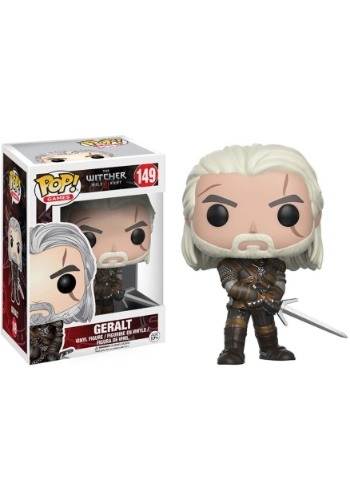 POP Games: Witcher - Geralt