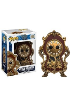POP Disney: Beauty & the Beast- Cogsworth