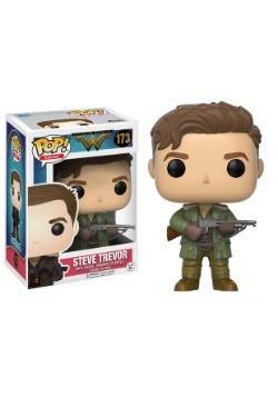 Wonder Woman Steve Trevor POP! Vinyl Figure