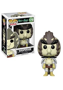 Rick and Morty Birdperson POP! Vinyl Figure