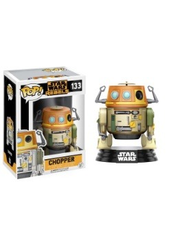 Star Wars Rebels Chopper Bobblehead POP! Vinyl Figure