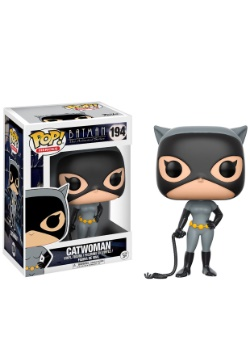 POP Heroes: Animated Batman - Catwoman