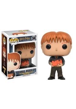 POP Harry Potter: George Weasley Vinyl Figure