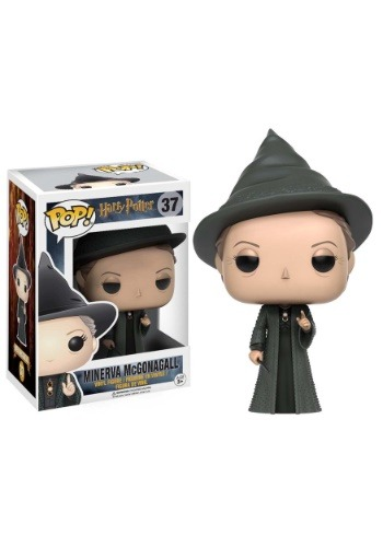 POP Harry Potter: Minerva McGonagall Vinyl Figure