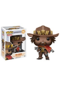 Overwatch McCree POP! Vinyl Figure
