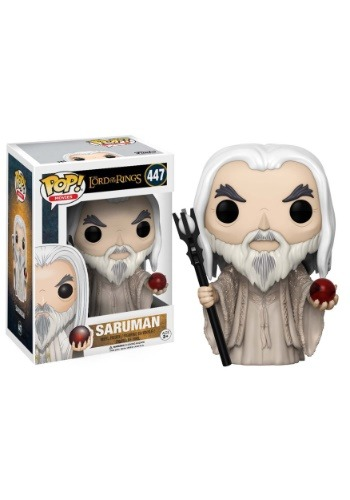 POP Movies: LOTR/Hobbit - Saruman