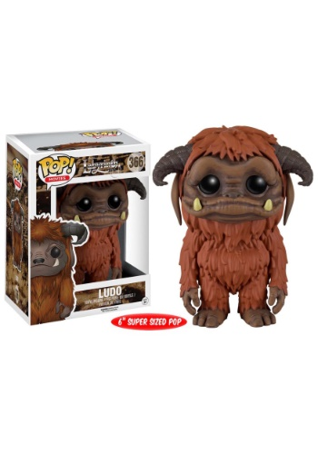 "Labyrinth Ludo 6"" POP! Vinyl Figure"