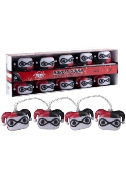 POP! DC Harley Quinn String Lights