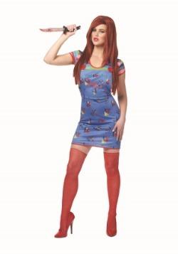 Sexy Women's Chucky Costume
