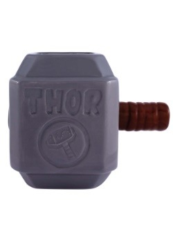 Marvel Thor Hammer Sculpted Mug