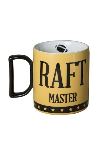 Fantasy Football Draft Genius Mug