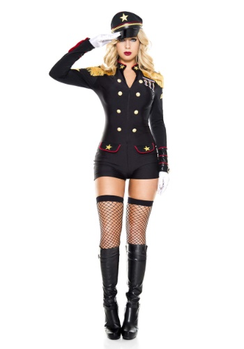 Military General Women's Costume