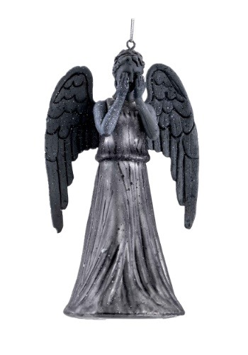 "Doctor Who 5.25"" Weeping Angel Ornament"