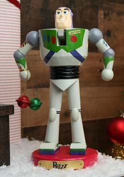 "Toy Story 11"" Buzz Lightyear Nutcracker"