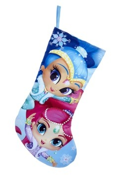 "Shimmer & Shine 19"" Printed Stocking"