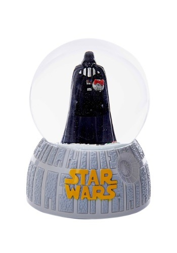Darth Vader Wind-Up Musical Water Globe