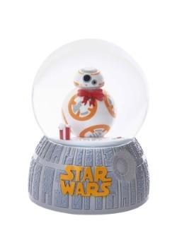 BB-8 Wind-Up Musical Water Globe