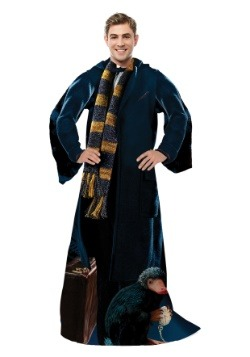 Fantastic Beasts New Adult Comfy Throw