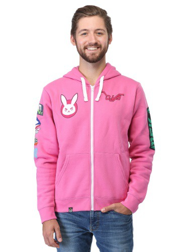 Overwatch Ultimate D.VA Hooded Sweatshirt