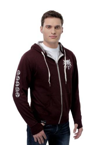 The Witcher 3 Arsenal Zip Up Hooded Sweatshirt