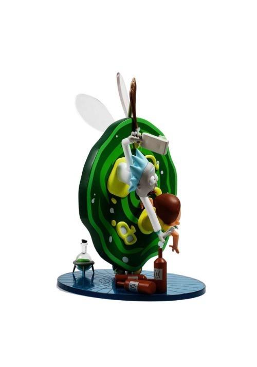 Rick & Morty Figure