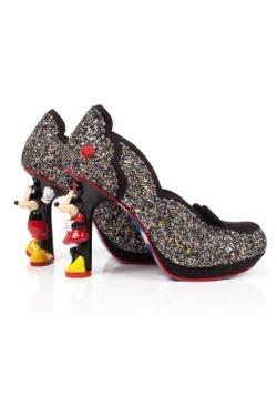 Disney Mickey & Minnie Glitter Character Heels