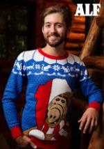 Alf Adult Ugly Christmas Sweater