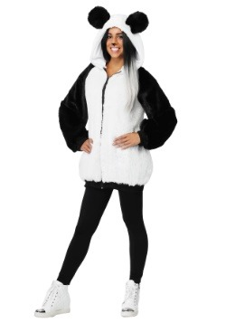 Women's Panda Hoodie