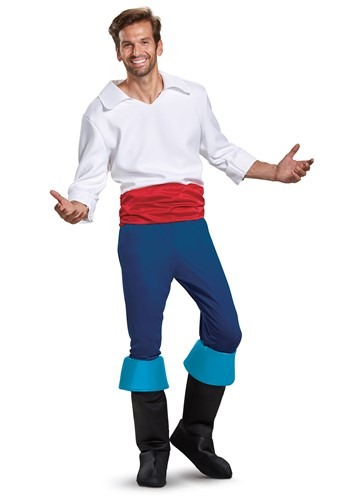 Disney Prince Eric Deluxe Adult Costume