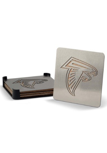 Atlanta Falcons Boasters 4 Pack Coaster Set
