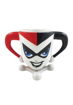 DC Harley Quinn Molded Mug