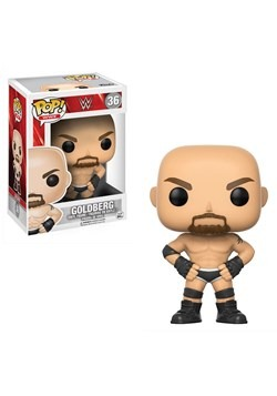 POP WWE: WWE- Goldberg Old School Vinyl Figure