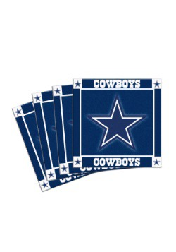 Dallas Cowboys 4-Pack Ceramic Coasters