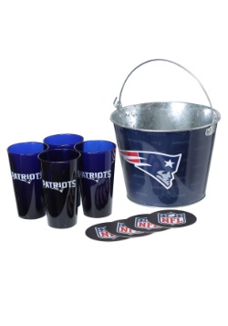 New England Patriots Tailgate Set