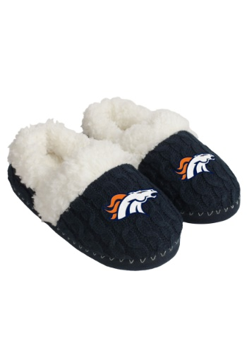 Denver Broncos Team Color Moccasin