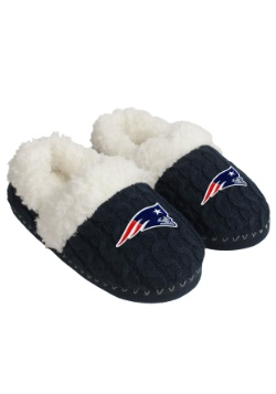 New England Patriots Team Color Moccasin