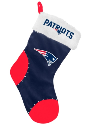 NFL New England Patriots Holiday Stocking